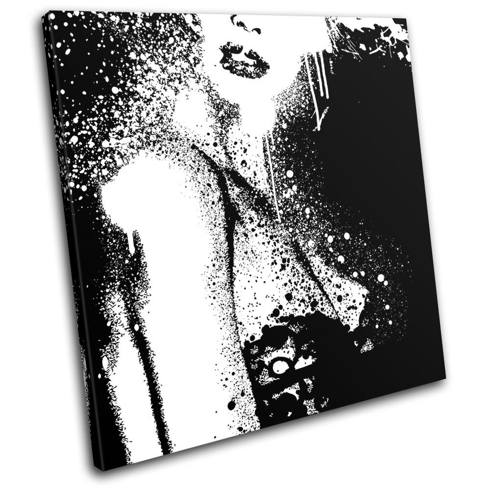 Vintage Art Poster Silver Screen Actress Claudette Colbert 03 A4 A3 A2 A1