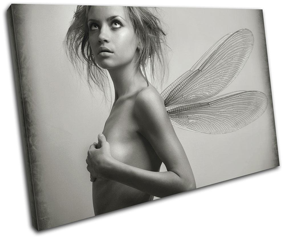 art girl nude fairy